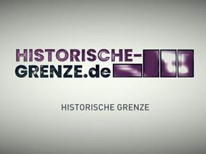 Historische Grenze in neuer Struktur