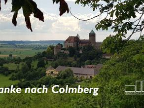 DANKE nach COLMBERG - Grenzstein 92 ist gerettet