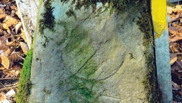 Die Grenzsteine von Krassolzheim