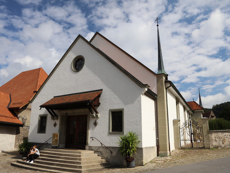 Église St. Jean    Fribourg, Switzerland