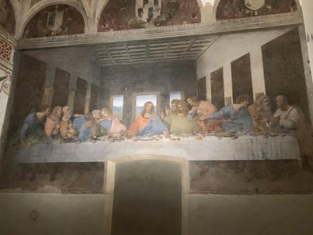 The Last Supper -  Santa Maria delle Grazie - Milan, Italy
