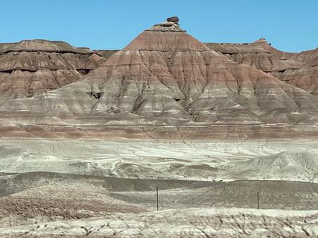Landscapes on the Navajo Nation