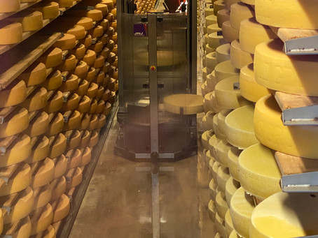 Gruyères: known for cheese, aliens, and a castle