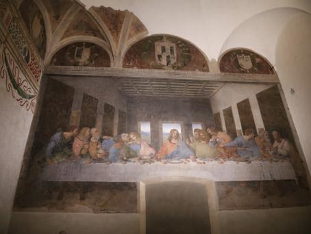 Leonardo da Vinci, an Italian polymath of the Renaissance