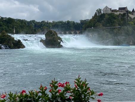 Roar of the Rhine Falls