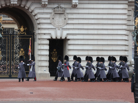 Changing of the Guard, St. James Park, Horse Guards, The Queens Life Guard