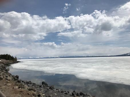 Yellowstone Lake - West Thumb Geyser Basin - Mud Volcano