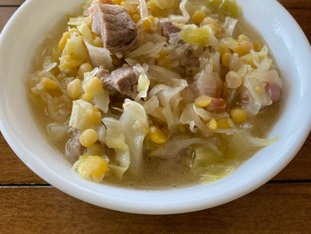 Kapusta (Cabbage Soup)