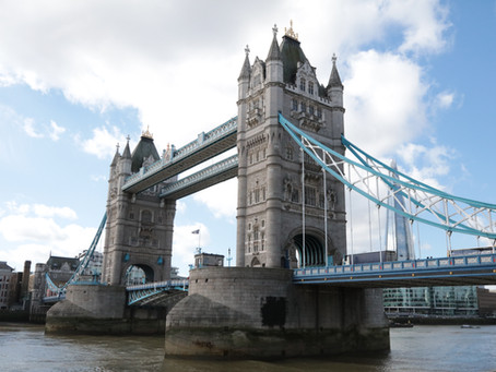 Tower of London, Tower Bridge, The Tube