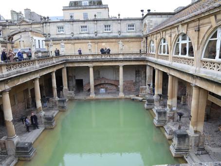 Roman Baths, Bath Abbey, Afternoon Tea