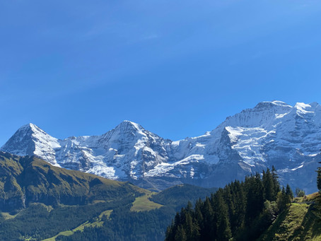 Come walk the Lauterbrunnen Valley with us