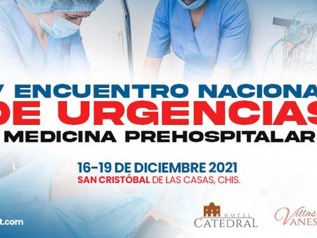 IV ENCUENTRO NACIONAL URGENCIAS Y MEDICINA PREHOSPITALARIA
