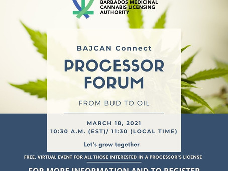 BAJCAN Connect Event - From Bud to Oil