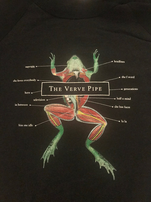 The Frog Album T-Shirt