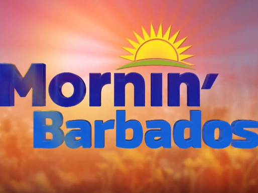 Mornin' Barbados appearance by CEO