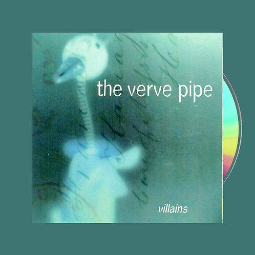 Villains CD