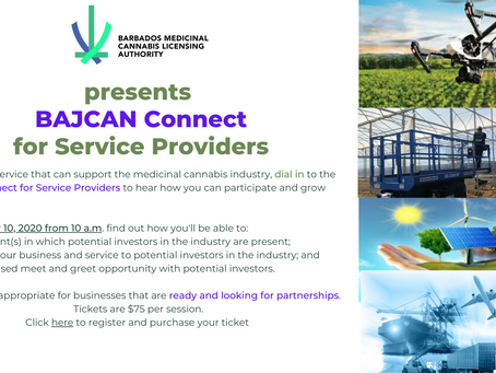 BAJCAN Connect - Service Providers Online Forum