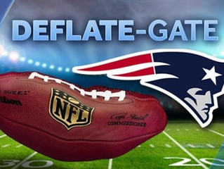 Deflate-Gate: Another reason we hate the Patriots...but did they cheat?