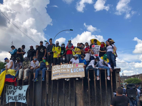 S.O.S. Colombia for human rights and the livelihood of her people