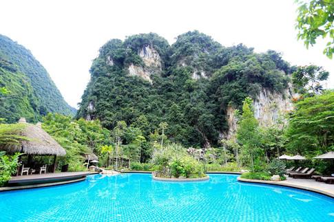 The Banjaran Hot Springs Retreat, Perak