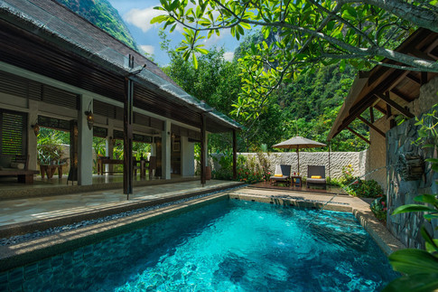 The Banjaran Hot Springs Retreat, Perak