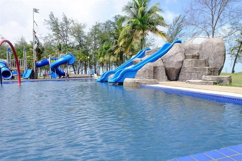 Lanjut Golden Beach & Golf Resort Pahang