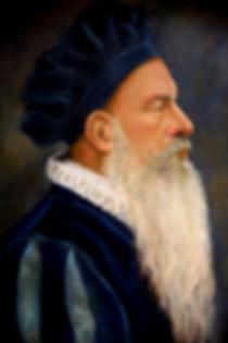 Renaissance Man - Oil on Canvas 18x24.JP