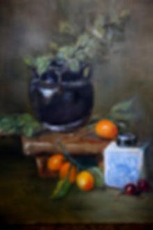 Brown Jug - Oil on Canvas  11x14.JPG