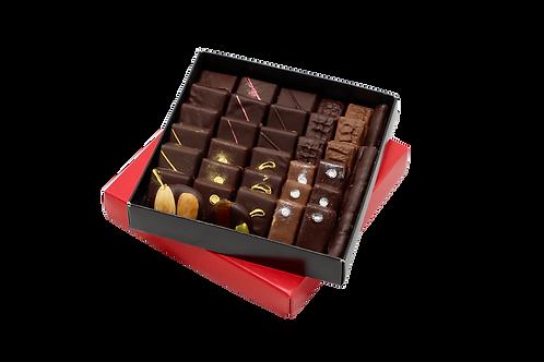 COFFRET CHOCOLATS LË LYS SUCRÉE