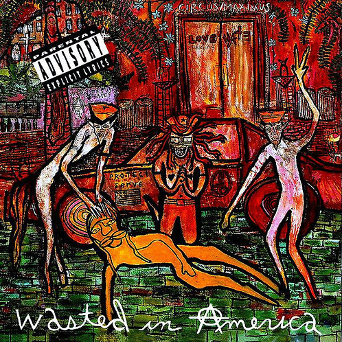 Love/Hate - Wasted In America (Re-Issue+ Bonus Tracks)