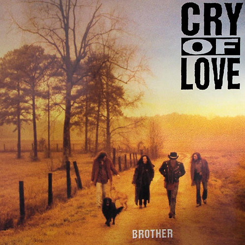 Cry Of Love - Brother (Re-Issue + Bonus Tracks)