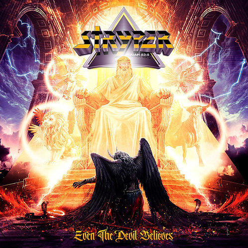 Stryper - Even The Devil Believes