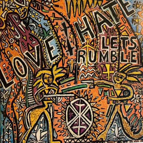 Love/Hate - Let's Rumble (Remastered + Bonus Tracks)