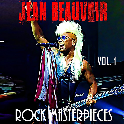 Jean Beauvoir - Rock Masterpieces Vol.1