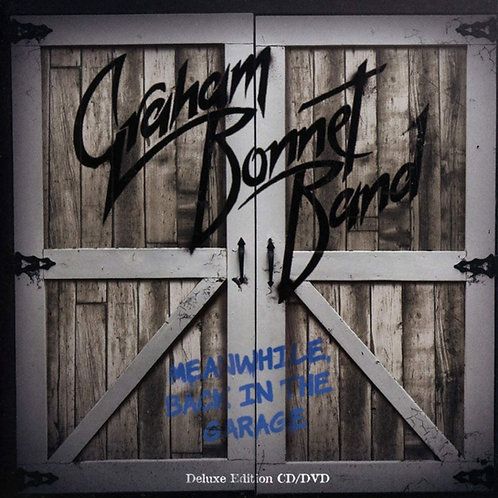 Graham Bonnet Band -Meanwhile Back In The Garage CD+DVD