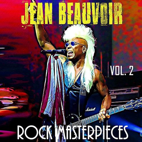 Jean Beauvoir - Rock Masterpieces Vol.2