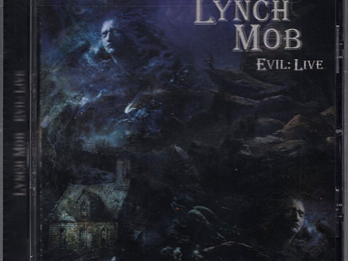 Lynch Mob - Evil:Live