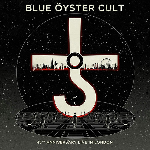 Blue Oyster Cult - 45th Anniversary - Live In London (CD+DVD)
