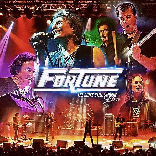 Fortune - The Gun's Still Smokin' Live (CD+DVD)