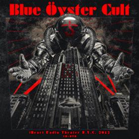 Blue Oyster Cult - IHeart Radio Theater N.Y.C. 2012 CD/DVD