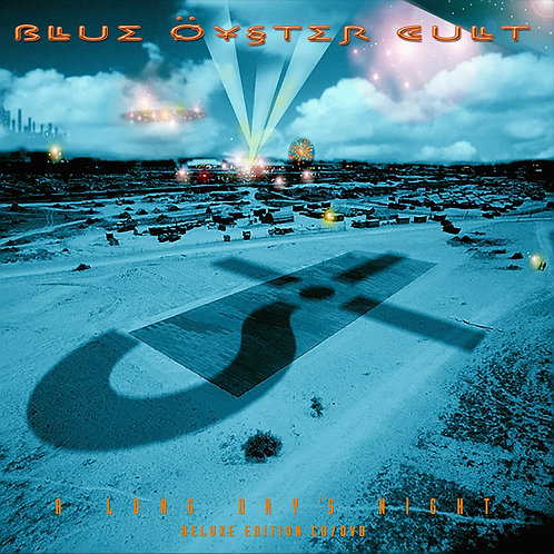 Blue Oyster Cult - A Long Day's Night (CD+DVD)