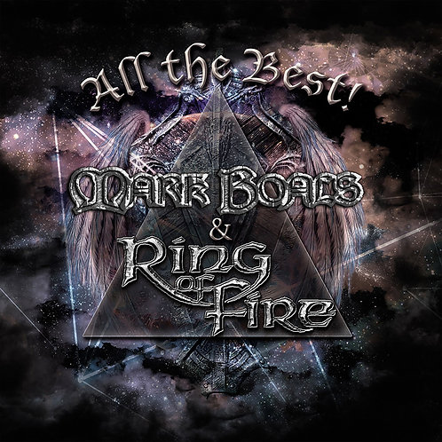 Mark Boals & Ring Of Fire - All The Best! (2 CD)