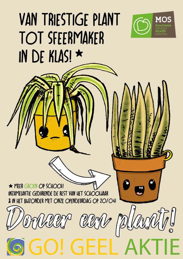 plantenaktie