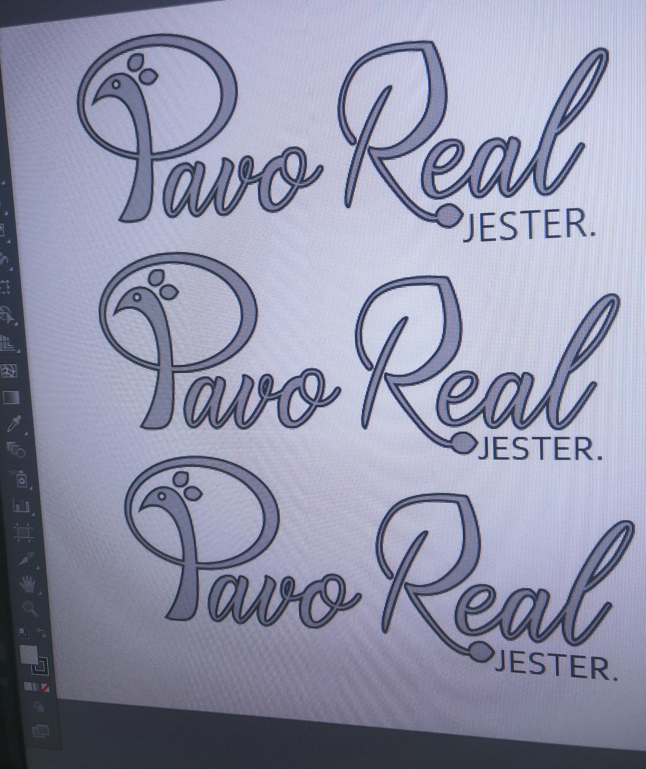 Logo Pavo Real (Pauw)