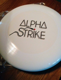Ontwerp frisbee