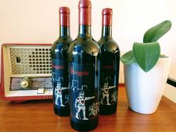 Label wijn Alphonso