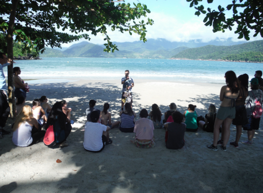 Praias arenosas: estrutura, dinâmica e biodiversidade