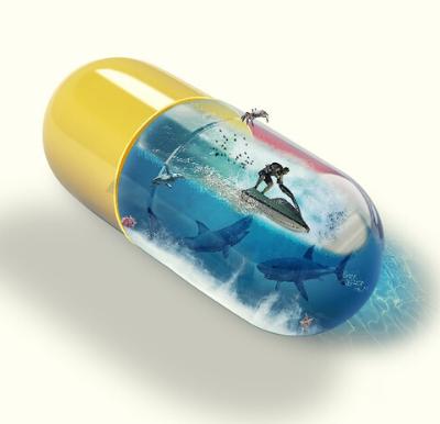 Resíduos farmacêuticos: mais uma ameaça aos oceanos