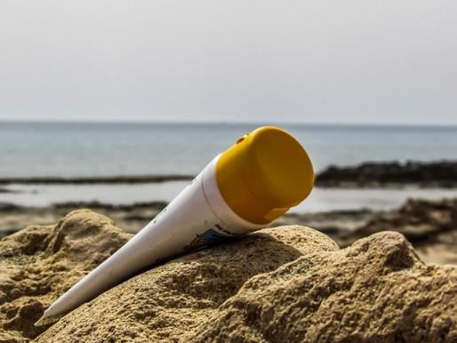 Protetores solares no ambiente marinho: seriam eles sempre positivos?