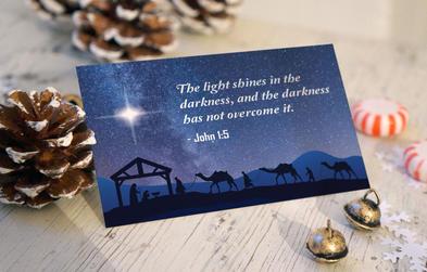 Christmas Card, 2020